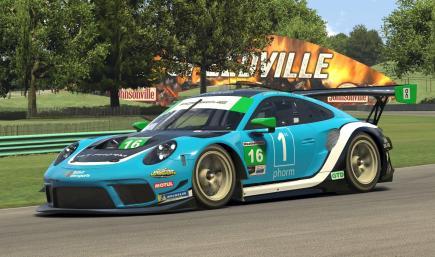 2021 Wright Motorsports   1st Phorm   IMSA Porsche GT3R