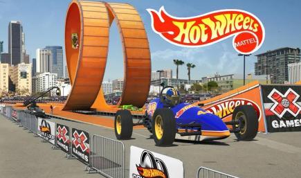 Formula Vee Hotwheels