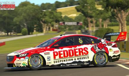 Erebus Pedders Racing 2021