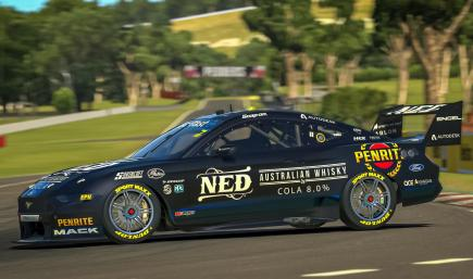 2021 Kelly Grove Racing - NTI Townsville 500 Livery
