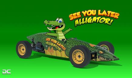 Formula Vee Gator
