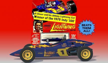 Johnny Lightning Formula Vee