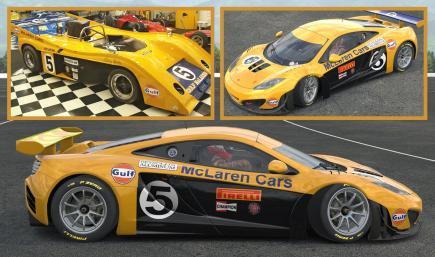 McLaren GT3 Can Am