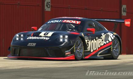 Jackson Walls Objective Porsche