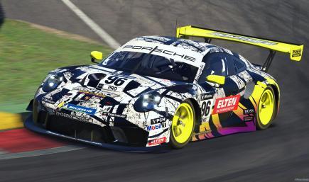 Official - Ironforce Racing #96 Slooten - 2021 PCCD