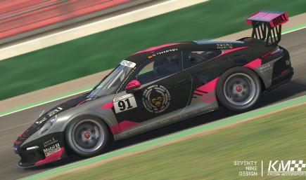 Official - Porsche Sports Cup Germany 2021- Speed Monkeys - #91 Osman Tüccaroglu