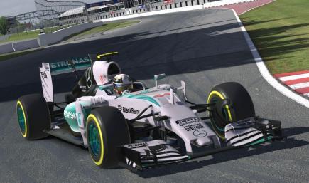 2015 World Champion Lewis Hamilton Petronas