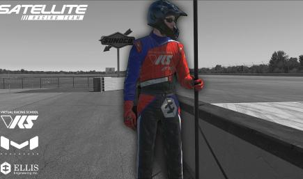 Satellite Racing Official Driver Suit