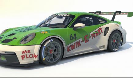 Porsche 992 Cup - Kwik E Mart