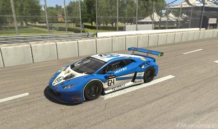 Lamborghini EVO GT3LH