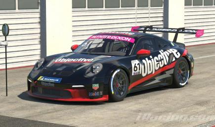 Jackson Walls - Objective - McElrea Racing