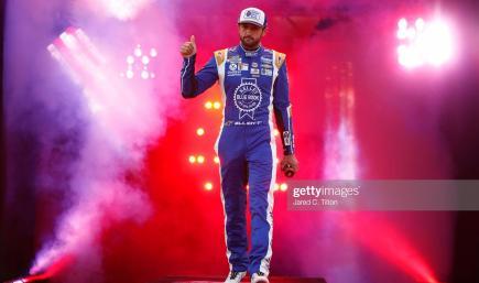 Chase Elliott #9 Kelly Blue Book 2021 NASCAR Cup Series