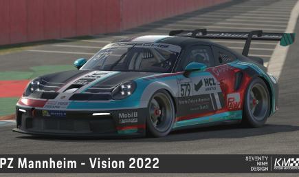 Porsche Sports Cup Germany 2022 - PZ Mannheim
