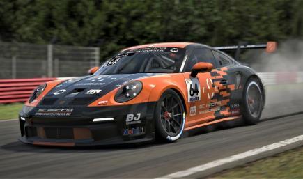 Porsche 992 Cup SC RACING