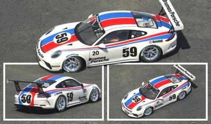Porsche 911 Brumos
