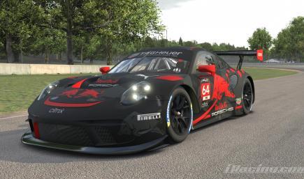 RedBull Black / Red - Concept