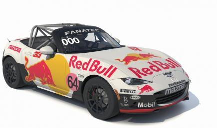 Red Bull Mazda Maxxx