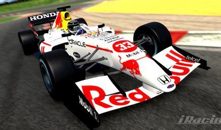 Red Bull Racing Honda RB16B White Edition / FR35