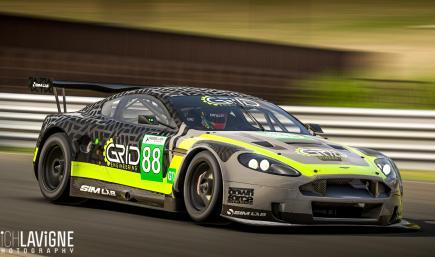GRID Engineering Aston Martin GT1