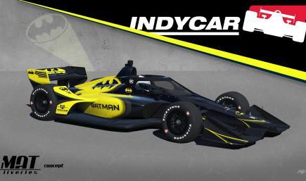 Batman Indycar concept