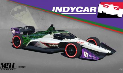 Joker Indycar concept