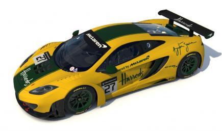 Harrods McLaren Le Mans 1995