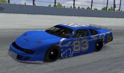 B5 Blue Hellcat Challenger