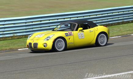 Pontiac Solstice SCCA T2 Champion Edition