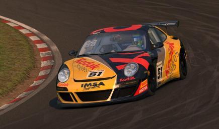 Porsche 911GT3-R/IMSA Performance