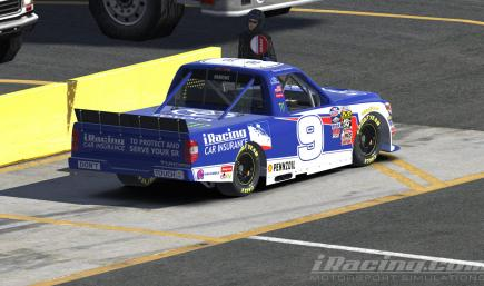 Pepsi Chevy truck by Nicolas C H  - Trading Paints