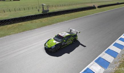 B2O Porsche 911 Cup