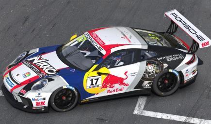Sebastien Loeb Racing - Red Bull