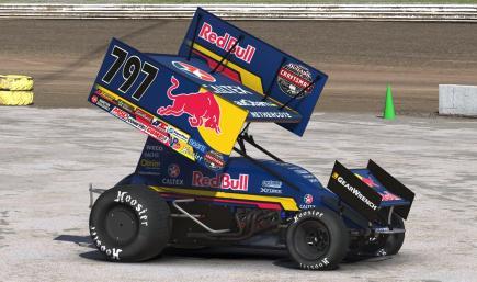 Red Bull Racing Australia Sprint Car