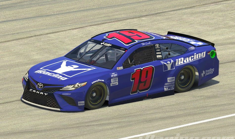 Custom number styles in iRacing