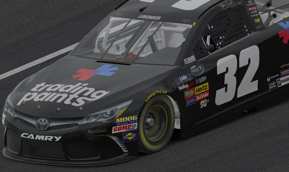 iRacing decal layer