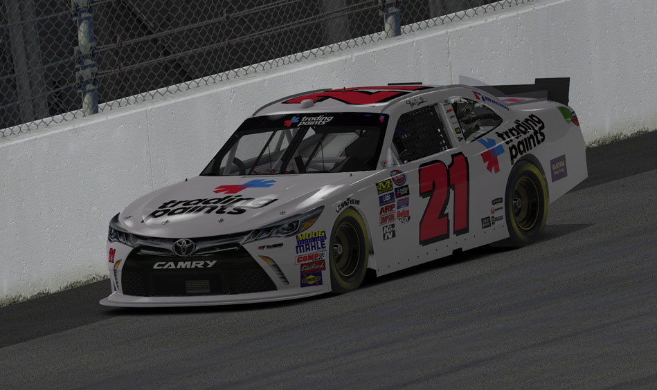 iRacing night paint schemes